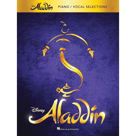 Aladdin - Broadway Musical Vocal Selections
