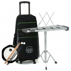 MAPEX KIT 32 NOTES, TROLLEY GLOCKENSPIEL