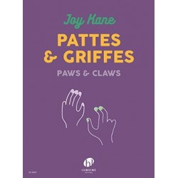 JOY KANE - PATTES & GRIFFES (PAWS & CLAWS)