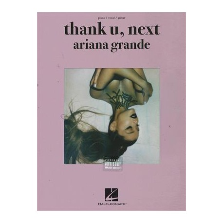 ARIANA GRANDE THANK U NEXT PIANO VOIX GUITARE