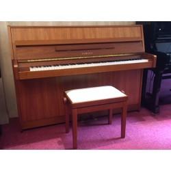 PIANO YAMAHA E108 MERISIER CLAIR OCCASION