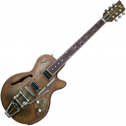DUESENBERG CUSTOM SHOP RUSTY STEEL
