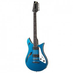 DUESENBERG DOUBLE CAT CATALINA BLUE 12 CORDES