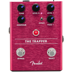 FENDER PEDALE EFFET THE TRAPPER
