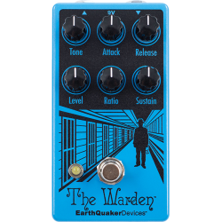 EARTHQUAKER DEVICES THE WARDEN V2 COMPRESSEUR