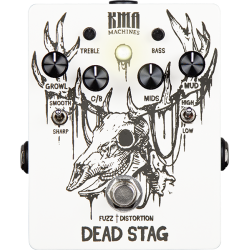 KMA AUDIO MACHINES DEAD STAGG FUZZ