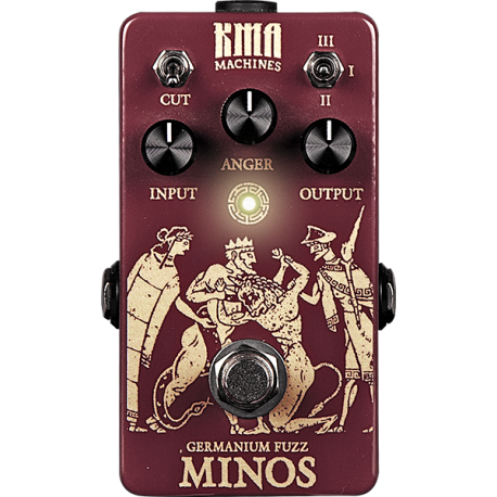 KMA AUDIO MACHINE MINOS FUZZ