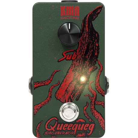 KMA AUDIO MACHINES QUEEQUEG OCTAVER