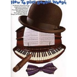 How To Play Boogie-Woogie Partition - Piano