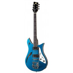 DUESENBERG DOUBLE CAT TREMOLO CATALINA BLUE