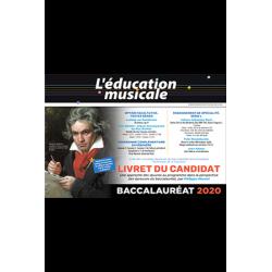 LE LIVRET DU CANDIDAT BAC 2020
