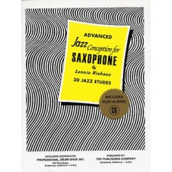 ADVANCED JAZZ CONCEPTION SAXOPHONE