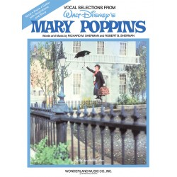 DISNEY MARY POPPINS PVG
