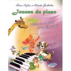 JOUONS DU PIANO VOL 1