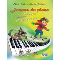 JOUONS DU PIANO VOL 2