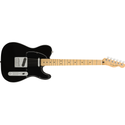 FENDER TELECASTER PLAYER NOIR