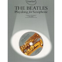 THE BEATLES PLAYALONG FOR SAXOPHONE