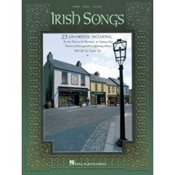 IRISH SONGS PIANO VOIX GUITARE