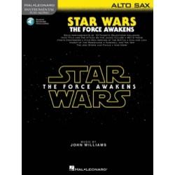 STAR WARS THE FORCE AWAKENS JOHN WILLIAMS SAXO ALTO