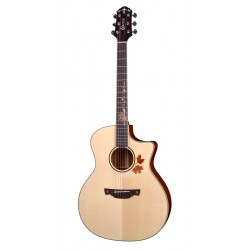GUITARE ELECTRO ACOUSTIQUE CRAFTER AL AUTUMN LEAVES