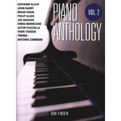 PIANO ANTHOLOGY VOL 2