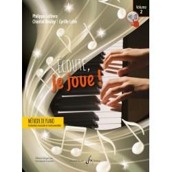 ECOUTE JE JOUE PIANO VOL 2