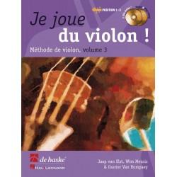 Je joue du violon Vol. 3