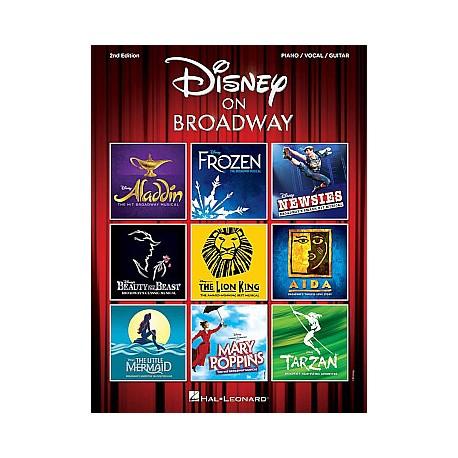 Disney On Broadway (PVG)