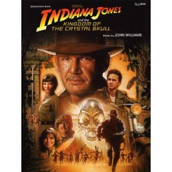 Selections from Indiana Jones and The Kingdom Of The Crystal Skull (Piano Accompaniment)