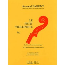 Parent : Petit Violoniste (Le) Vol.3A~ Partitions et Parties (Piano Solo/Violon)