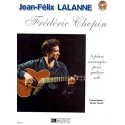 CHOPIN :FOR ACOUSTIC GUITAR TAB CD