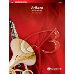 Arikara (uh-RIH-kuh-rah) By Victor López Concert Band Conductor Score Grade: 1 (Very Easy)