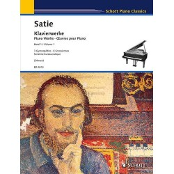 SATIE : GYMNOPEDIES - GNOSSIENNES... Piano