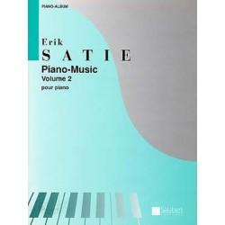 SATIE : MUSIQUE POUR PIANO VOL. 2 Piano