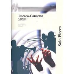 Jurriaan Andriessen Rococo - Concerto - Clarinet piano