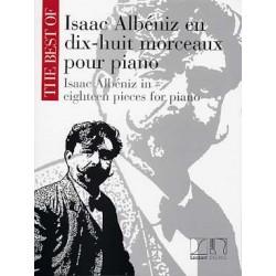 ALBENIZ : EN 18 MORCEAUX Piano