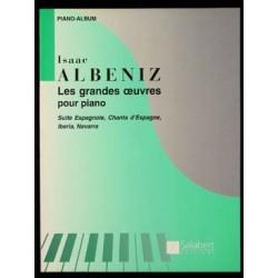 ALBENIZ : PIANO SOLO Piano