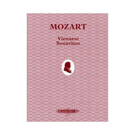MOZART : SONATINES VIENNOISES K 439B (6) Piano