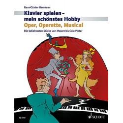 Opera, Operetta, Musical