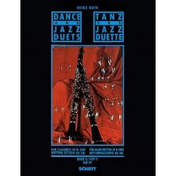 Heinz Both Tanz- Und Jazz-Duette, Bd. 2 - Klarinetten