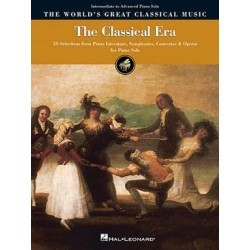 The World's Great Classical Music: The Classical Era - Easy/Intermediate Piano~