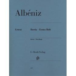 ALBENIZ IBERIA VOL. 1