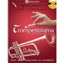 Le Petit Trompettorama avec CD