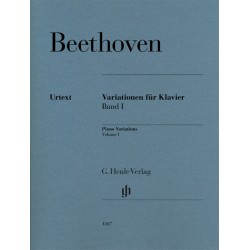 BEETHOVEN VARIATIONS (HN) VOL. 1