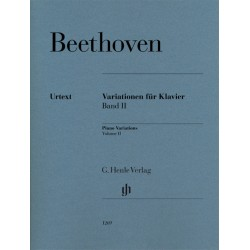 BEETHOVEN VARIATIONS (HN) VOL. 2