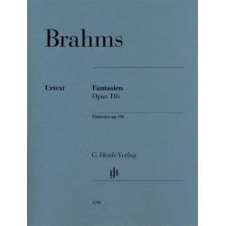 BRAHMS FANTAISIES OP. 116 (7)