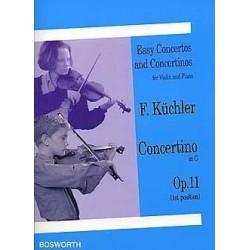 Ferdinand Küchler Concertino en Sol Op. 11