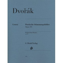 DVORAK Impressions Poétiques Opus 85