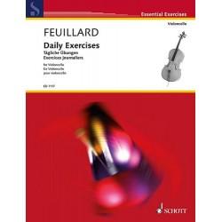 FEUILLARD Exercices Journaliers