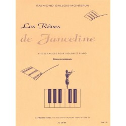 Raymond GALLOIS-MONTBRUN Polka du Rossignol